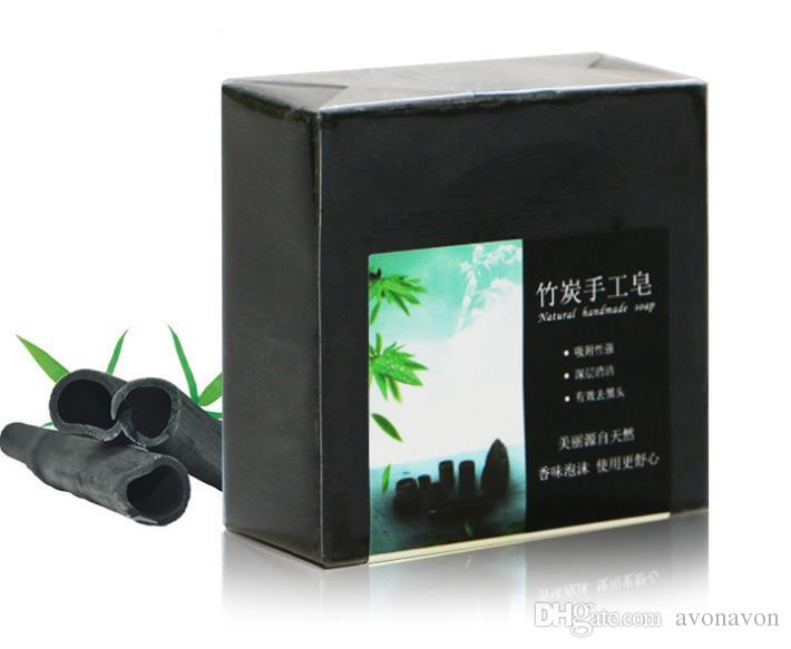 cheap Handmade Soap Fruit Bamboo Charcoal Authentic Matcha Soap Lavender Perfumed Soaps Cleansing Oil Soap Soaps Cosmetics A389