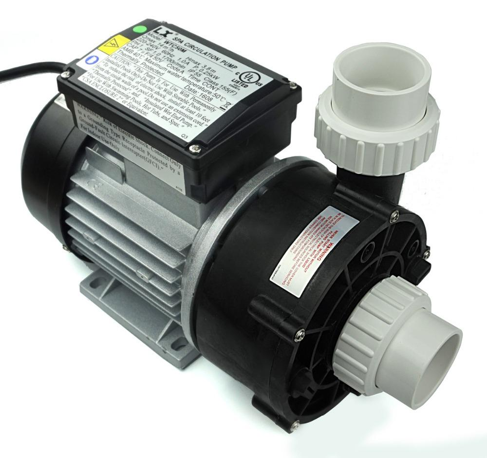 Etonnant Spa U0026 Whirpool Bathtub Pump LX WTC50M / WTC50 For Sundance,Winer AMC  Spa,jazzipool,JNJ,SPA Circulation Pump Low Energy/High Flow