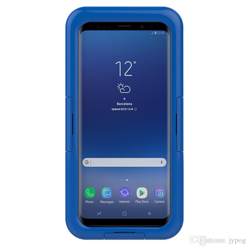 For Samsung S9 S9 Plus Case Defender Case Under Water Full Sealed Cover Waterproof Shockproof Snowproof Case with Screen Protector