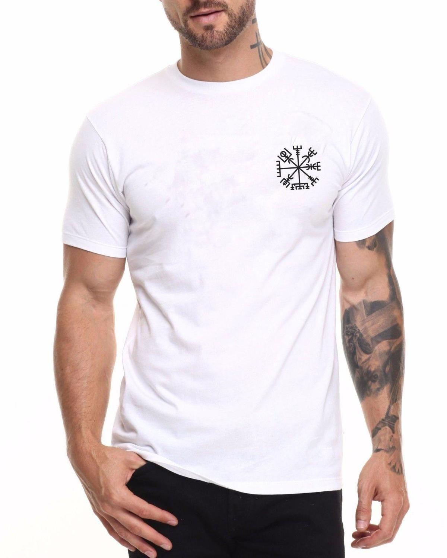 2f49eaef VIKINGS T SHIRT PAGAN VIKING COMPASS POCKET NORSE ODIN VALHALLA Online Buy T  Shirts Tna Shirts From Liguo0046, $15.53| DHgate.Com
