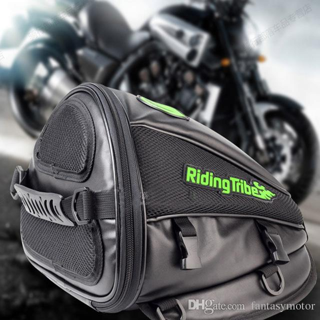 Motorcycle Bag Moto Back Seat Bags Tank Oil Bag Saddle Package Crossbody Bag Motorbike Gear Motocross Cycling Racing Equipment
