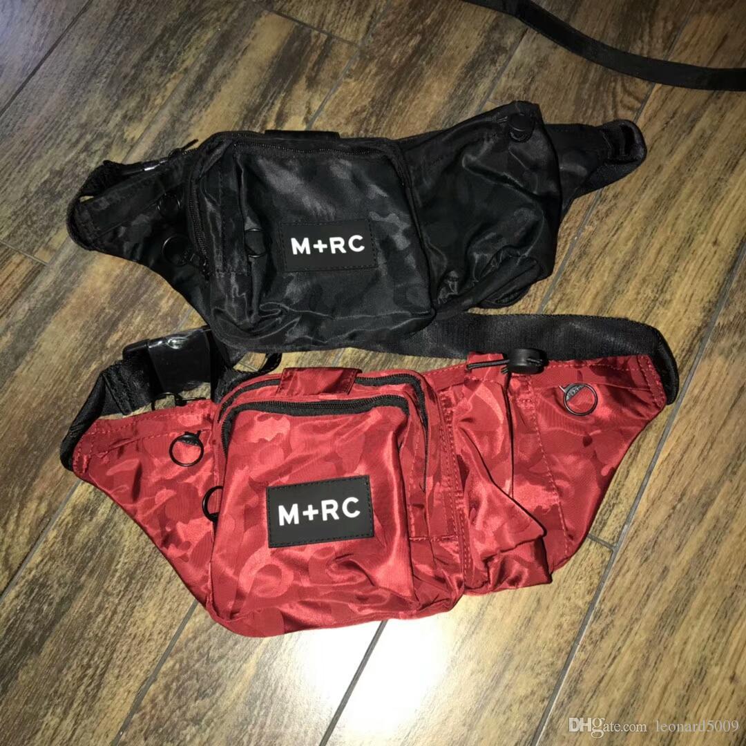 f5f96242ceb 2019 M+RC NOIR RR Waistbag Cross Body Hip Waist Bag Pack Chest Pack Unisex  Fanny Pack Waist Bag Men Canvas Waterproof Belt Messenger Bags From  Leonard5009