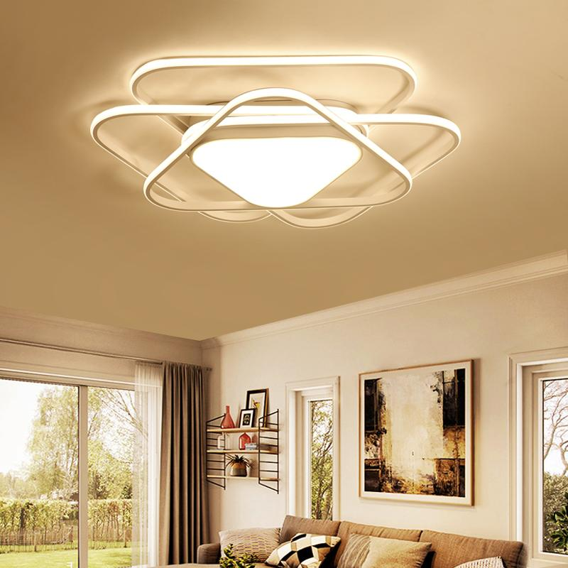 New Designer Modern Led Ceiling Lights For Living Study Room Bedroom