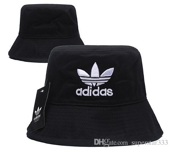 cff97707b39 2019 Brand Designer AD Letter Bucket Hat For Mens Womens Foldable Caps  Fisherman Beach Sun Visor Sale Folding Man Casquette Bowler Cap From  Superstar333