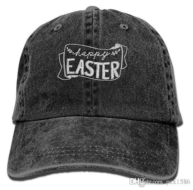 online retailer 3b5fc 3422d Happy Easter Day Baseball Caps Casual Low Profile Snapback Hats For Men  Custom Hat Caps For Men From Pzx1586,  8.9  DHgate.Com