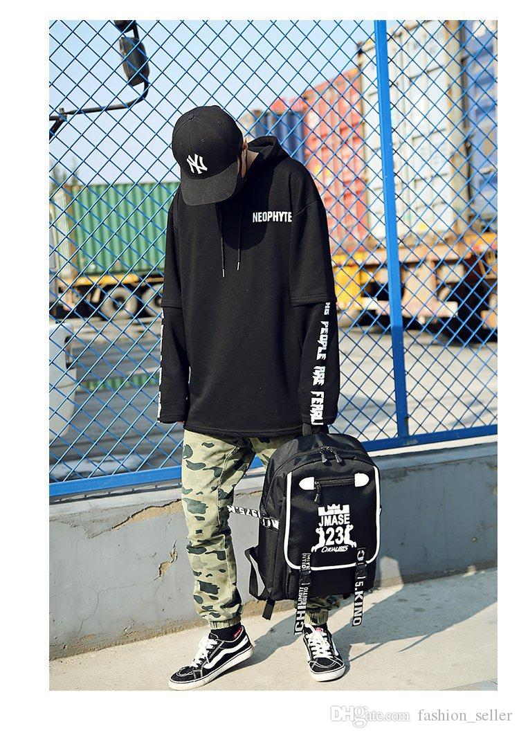 Hottest Sale Teenager Boys & Girls' School Bag Adult Backpack Women's Casual Backpacks Students' Travel Computer Bags Fast Shipping