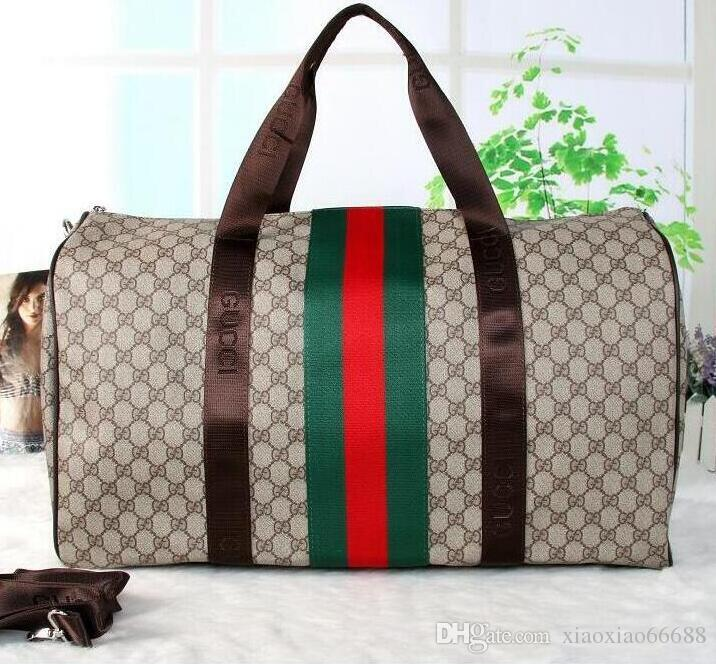 55CM Large Capacity Men Women Travel Bags Famous Classical Designer ... ecec26bb21f40
