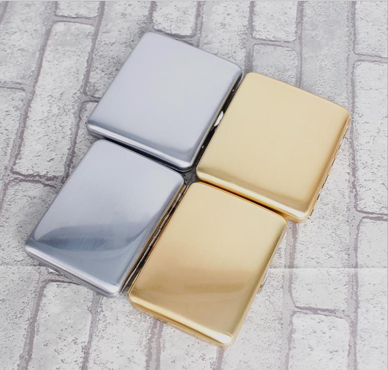 16 pezzi di metallo e coperchio in acciaio inossidabile
