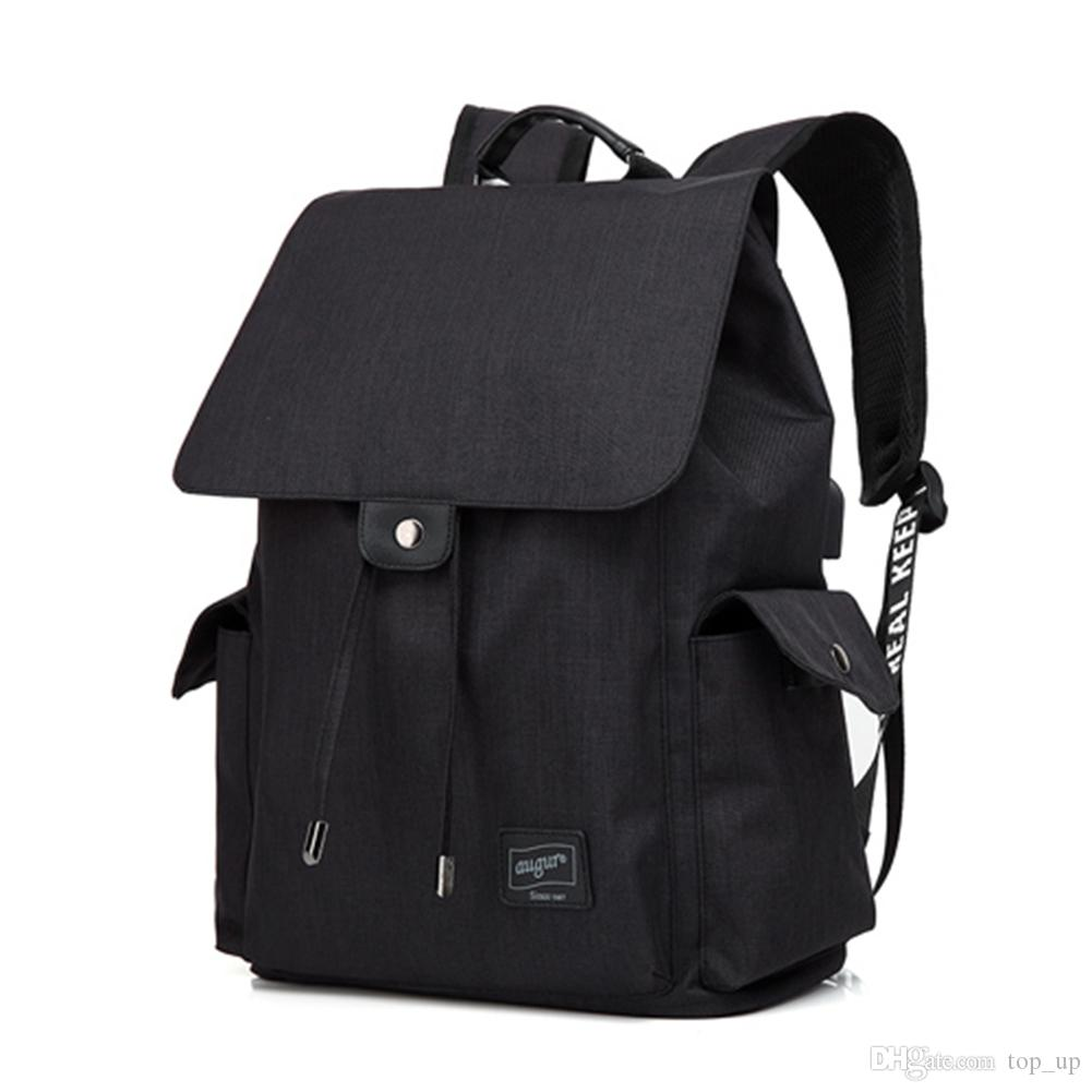 b93cbbf356 Vintage Canvas Backpack