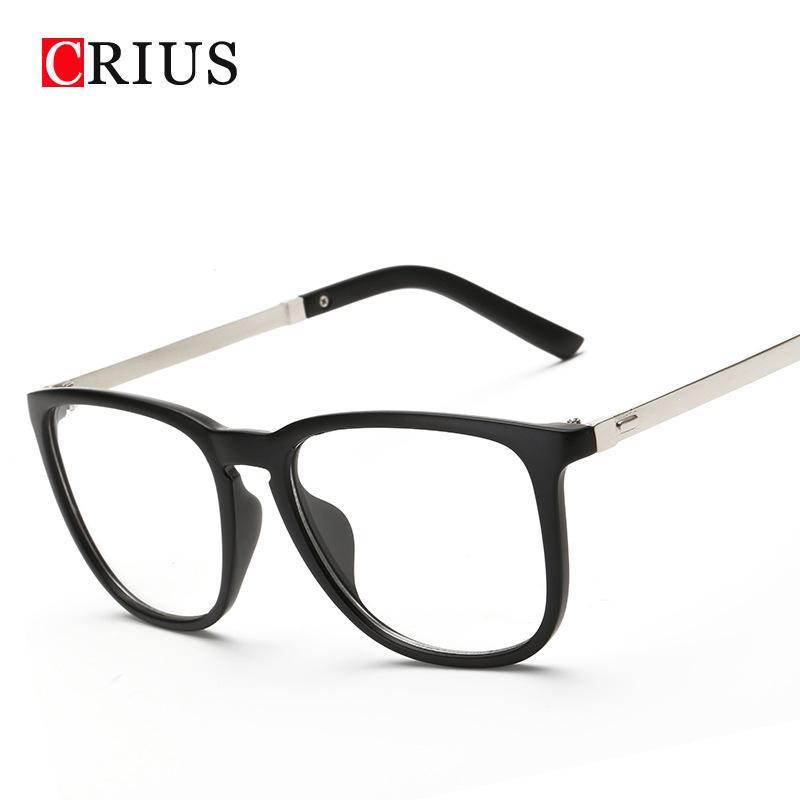 e95918e3df 2018 T Brand Crius New Vintage Women S Optical Glasses Frame Eyeglasses  Glasses Oculos De Sol Feminino Eyewear Retro High Quality From Huazu