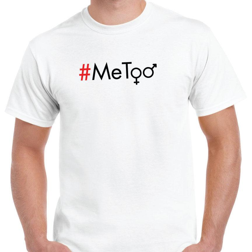 20f23a79df6  MeToo Men S White T Shirt ANTI SEXUAL HARASSMENT MOVEMENT  METOO ARMYsize  Discout Hot New Tshirt Funny Slogan T Shirts Cool Shirt Design From  Qz213036830