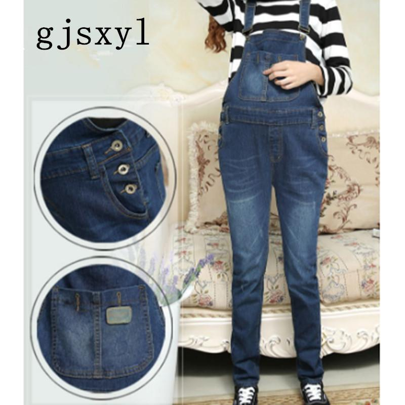 17018f3b5b14f 2019 New Jeans Maternity Pants For Pregnant Women Dungarees Clothes  Trousers Prop Belly Legging Pregnancy Clothing Bib Overalls Pants From  Orchidor, ...
