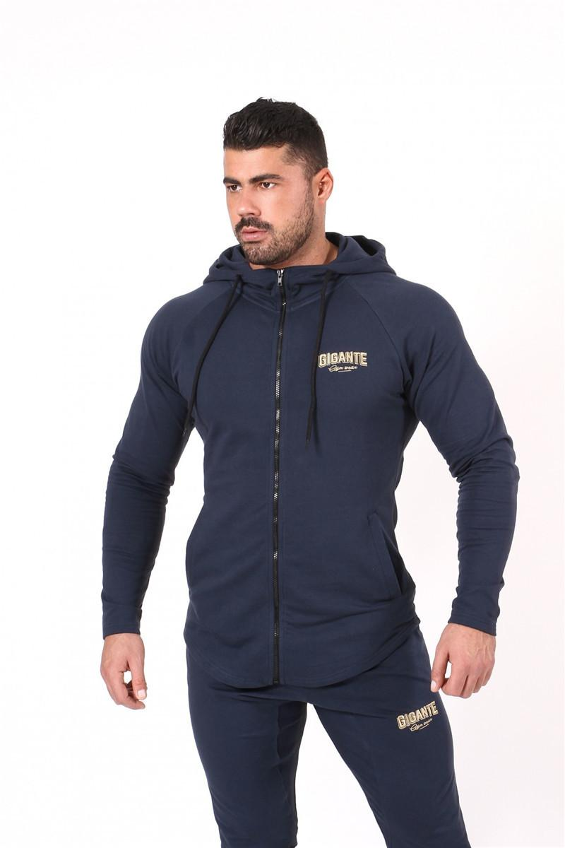 Envío gratis Hoodies Hombres Running Jacket Compression Hoody Deportes Fútbol GYM Fitness Medias Zipper Hooded Chaquetas