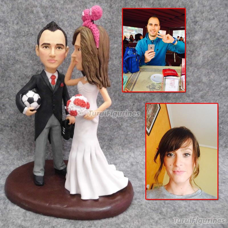 2019 Cake Decor Custom Gift For Bride And Groom Wedding Special Gift