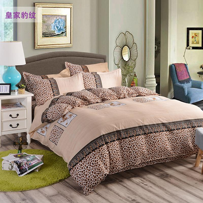 72c40e6f23b6 Sale Stripe Bed Linen Bedding Sets Duvet Cover+Bed Sheet+Pillowcase Twin  Full Queen King Size Bed Sheet Housse De Couette Kids Comforter Sets King  Bedding ...