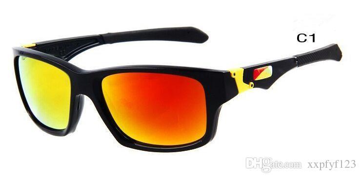 뜨거운 항목 2018 선글라스 womendriving galss 고글 자전거 스포츠 눈부신 안경 남성 반사 코팅 태양 유리 A ++ a204