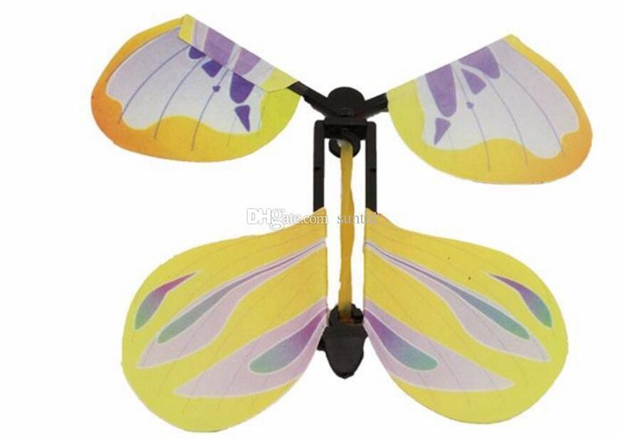Creativo Recentemente farfalla magica battenti farfalla cambia con le mani vuote libertà farfalla puntelli magici trucchi magici