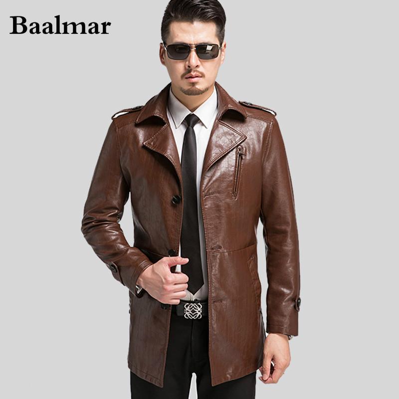 Chaqueta cuero hombre jacket