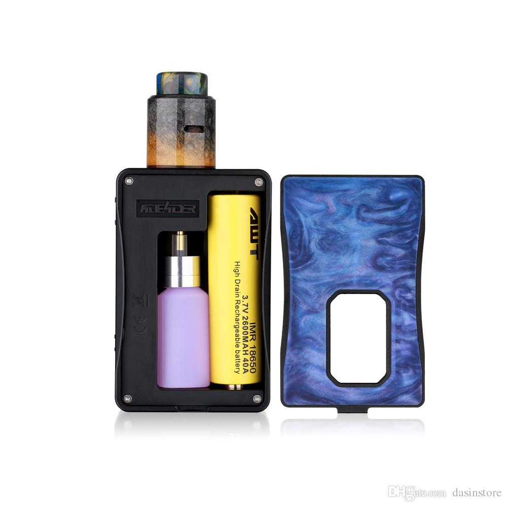 Новые Aleader box Bf killer 80w Squonk box mod 7 мл Squonk бутылка с различными цветами быстрая доставка DHL