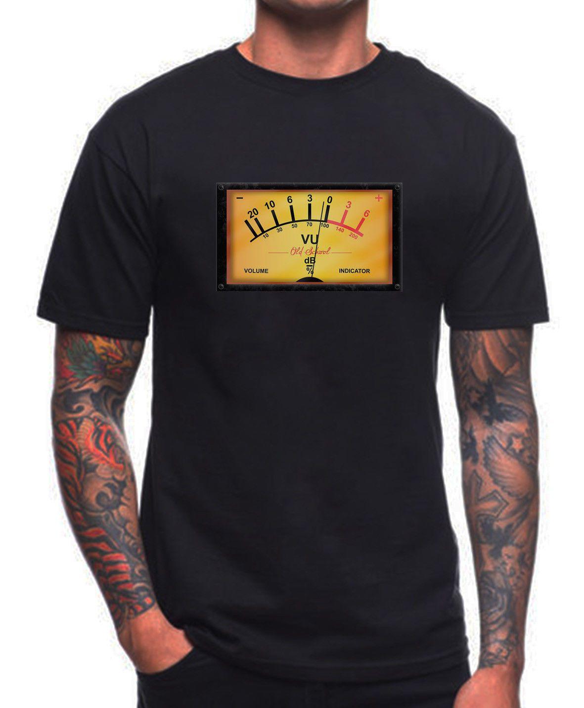 Audiophile T Shirt Music Amp Vinyl Dj Decks Birthday Present Gift Vintage Retro Funky Design Every Day From Zaeystore 242