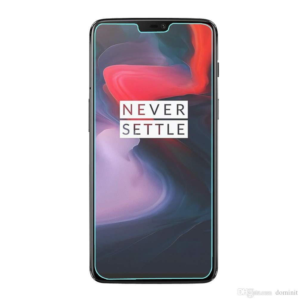 separation shoes 0d93b f3420 For OnePlus 5 Tempered Glass Screen Protector Bubble-Free HD-Clear  Anti-Scratch Anti-Glare Anti-Fingerprint Film For Samsung iPhone XiaoMi