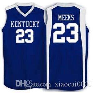 2019 Cheap Kentucky Wildcats Jerseys 23 Jodie Meeks Basketball
