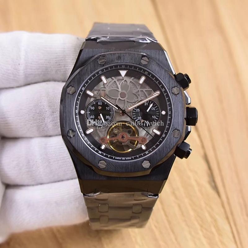 9ff4441f732 Compre Relógio De Homem De Luxo De Personalidade. Arte Esculpida ...