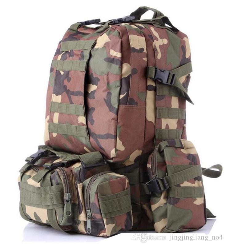 718dac1891987 Satın Al Büyük Kapasiteli Açık Spor Çanta Dağ Sırt Çantası Sırt Çantaları  Askeri Taktik Çanta Yürüyüş Avcılık Çanta Paketleri Ljje16, $28.36 |  Dhgate.Com'da