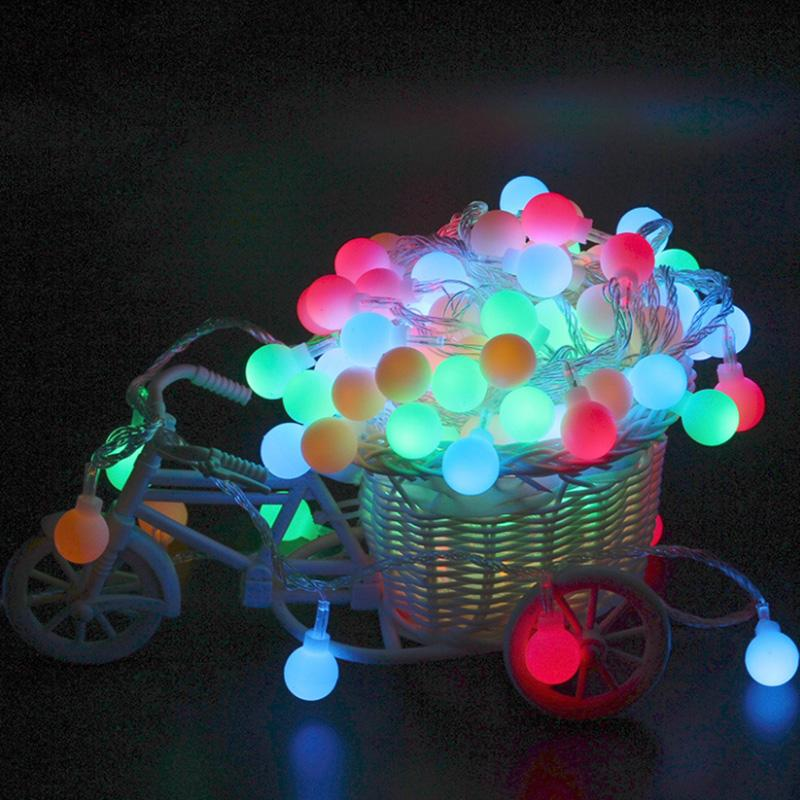 wholesale led lights flashing lights outdoor landscape led ball lamp string battery christmas star decoration lamp string find christmas decorations german - Christmas Star Lights Outdoor