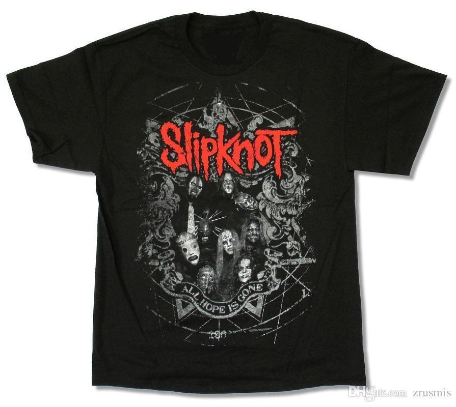 screen printing t shirts slipknot star crest novelty men short o ...
