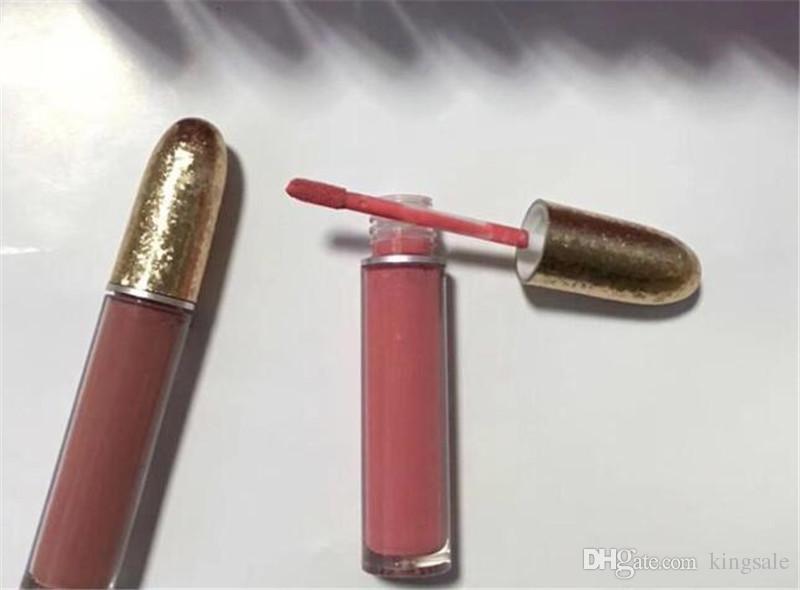NEW 메이크업 크리스마스 컬렉션 매트 리퀴드 립스틱 12 색 립 글로스를 들어 크리스마스 선물 DHL 운송