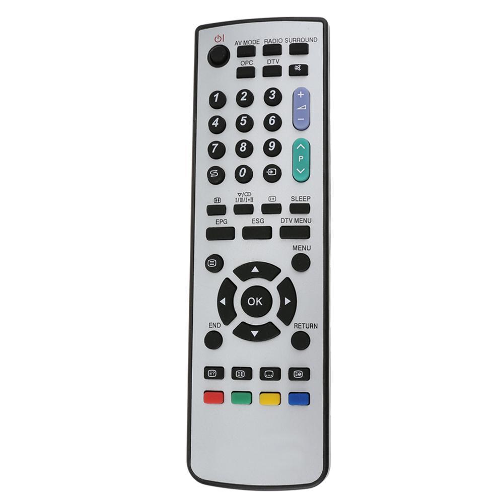 Portable Remote Control Controller Replacement for SHARP GA520WJSA  GA531WJSA GA591WJSA TV 20