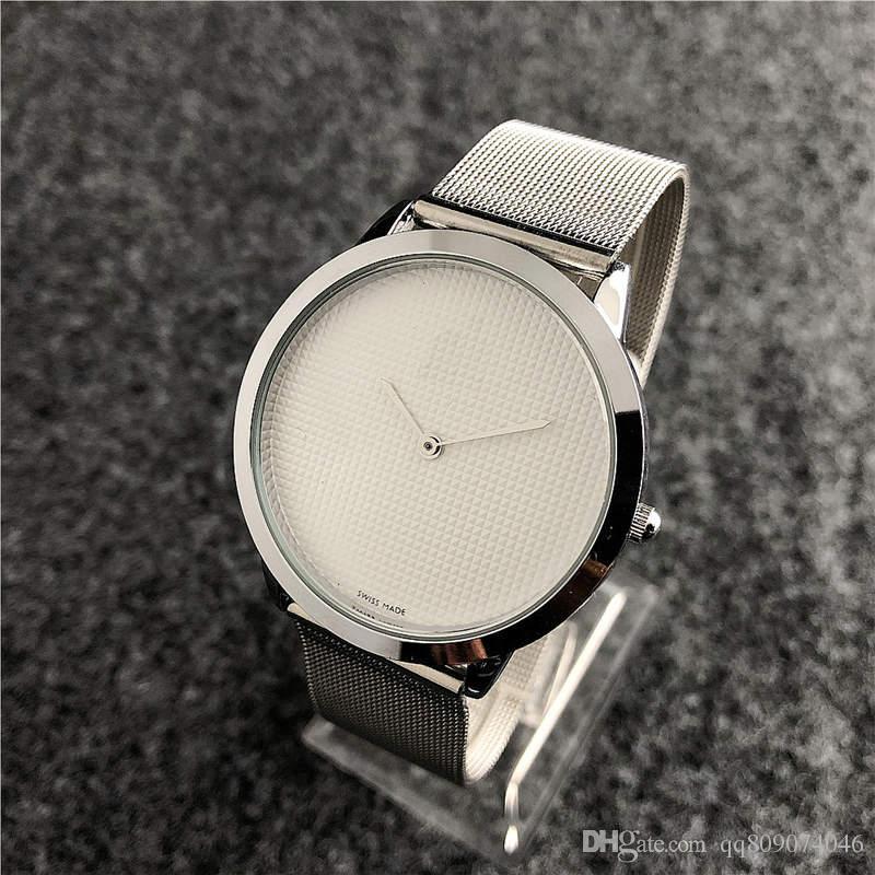 relogio masculino black wristwatch dropshipping 2019 new brand men watch Bracelet Ultra-thin mens designer watches daydate male quartz clock