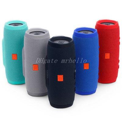 Portable Audio & Headphones Sound & Vision Bluetooth Speakers Portable Sport Wireless 4.0 20w Hifi Sound Bass Waterproof
