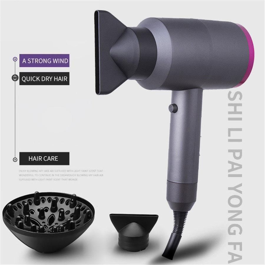 quality design a81db 870d6 Constant Temperature Hot And Cold Air Blower High End Does Not Hurt Hair  Negative Ion Hair Dryer Household Hammer Hair Dryer High Power Hair Dryer  High ...