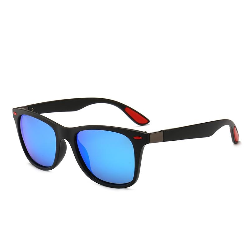 8f96f9d00e0 2018 Polarized Women Sunglasses Brand Designer Rivets Color Patchwork Red  Ray UV400 Protection Sun Glasses Male Oculos 4195 Sunglasses Cheap  Sunglasses 2018 ...