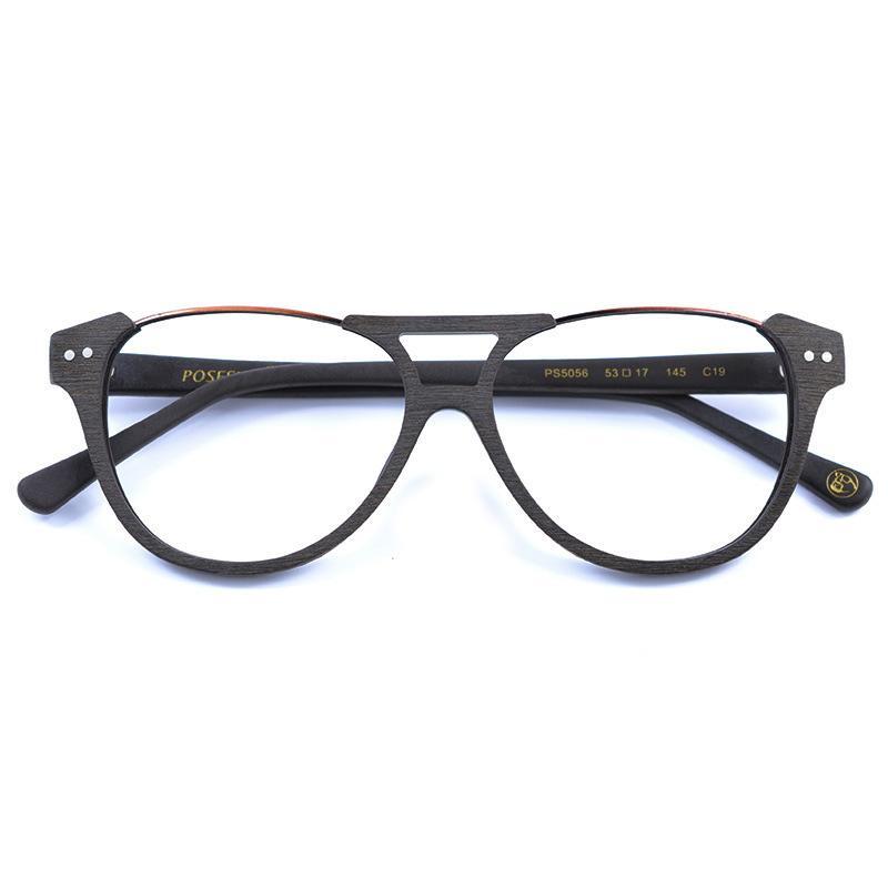 cdaf5406cd5d4 Compre Coyee Retro Vintage Óculos Handmade Frames Metade Aro Mulheres  Homens Óculos Frames Óculos Óptico RX Óculos De Marquesechriss,  57.32    Pt.Dhgate.Com