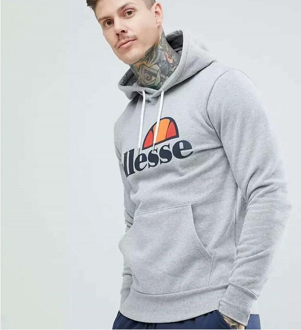 d2d9abe1 Brand High Quality Luxury Hoodies Sweatershirt with Letters Printed Long  Sleeve Sportwear 2018 Men's Designer Ellesse Fashion Clothing S-4XL