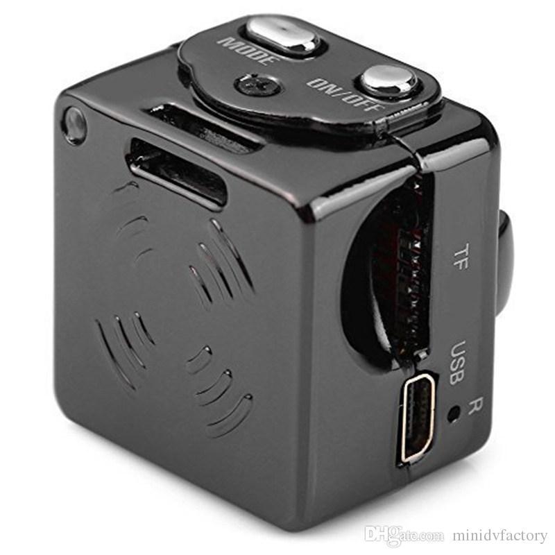 HD 1080P 720P Sport Mini Camera SQ8 Mini DV Voice Video Recorder Infrared Night Vision Digital Small Cam Portable Camcorder