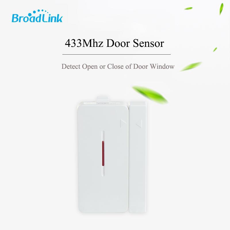 2019 Broadlink S1c 433mhz Door Sensor Contact Wireless Door Window