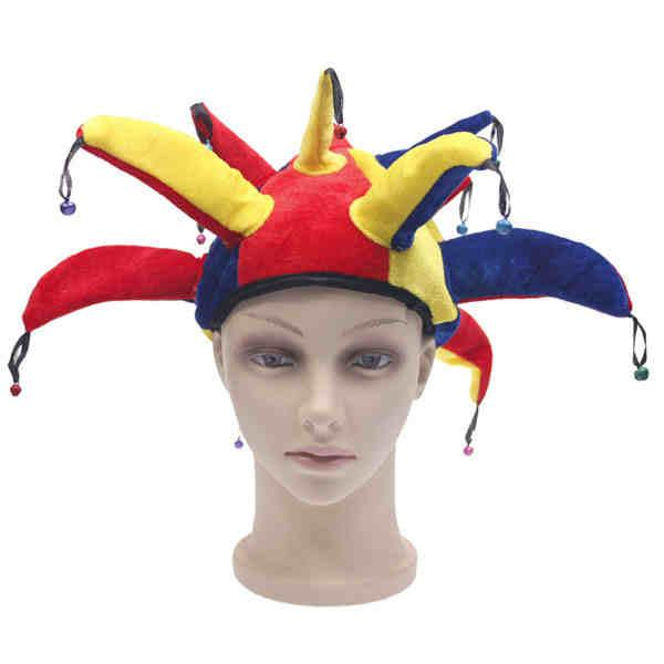 a32e946aa63 Halloween Costume Dance Costume Props Caps Adults Children Products Clowns Hats  Hat Hat Hat Clown Hat C Online with  45.19 Piece on Natal s Store