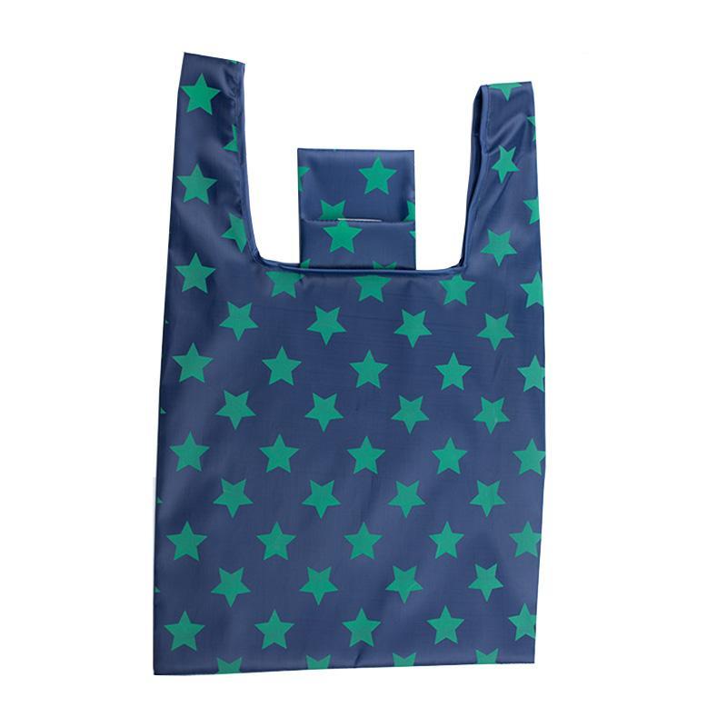 28c75df9e6246 ... Frauen Große Kapazitäts Einkaufstasche Faltbare Lebensmittelgeschäft  Taschen Art Und Weisereise Eco Shopper Taschen Neu Von Saltyk