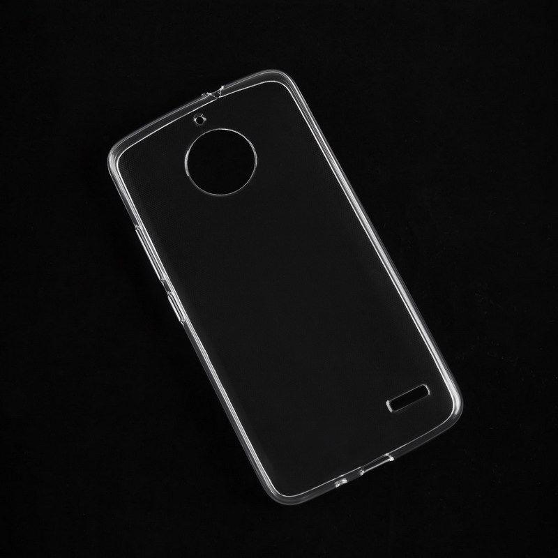 5886b21324 New Covers Case For Motorola Moto E4 Transparent Ultra Thin Soft TPU ...