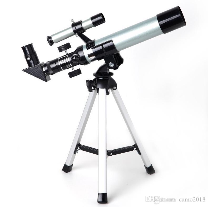 Telescopio Rifrattore Telescopio Astronomico Potente Appassionato di Astronomia Regalo Bambini Outdoor Telescopio Birdwatching