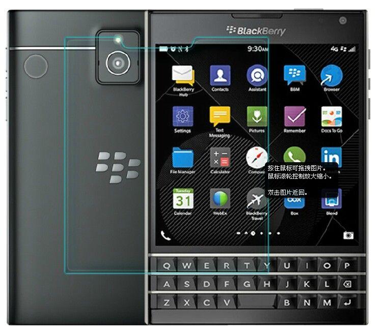 9H 2 5D HD Clear Premium Tempered Glass Screen Protector Film for  BlackBerry Classic/passport Z10 Z20 Z30 Q10 Q20 Q30