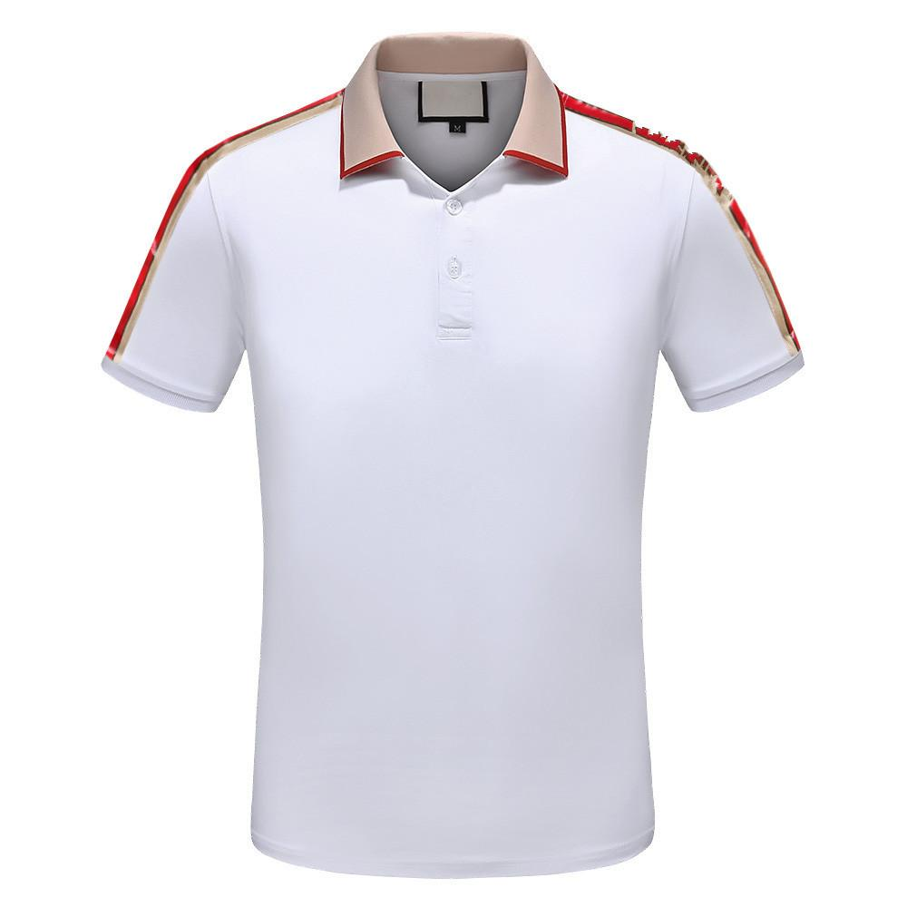 f591e722 Mens Designer T Shirts 2018 Summer New Fashion Brand Mens Clothing ...