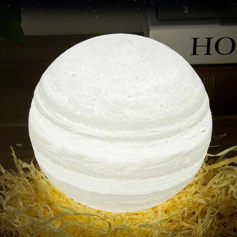 groa handel luna mond lampe 3d print jupiter lampe bunte usb wiederaufladbare a ndern touch led nachtlicht wohnkultur kreative geschenk von goddard