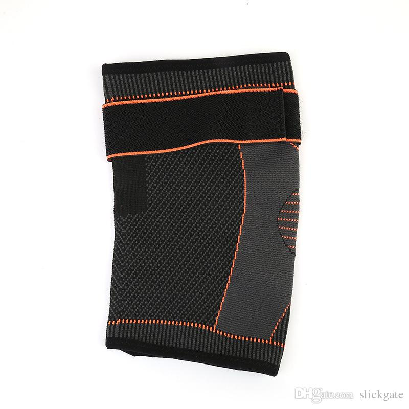 Knee Support Protector Pad Prevent Arthritis Injury High Elastic Kneepad Sports High Compression Breathable Knee Sleeve G450S