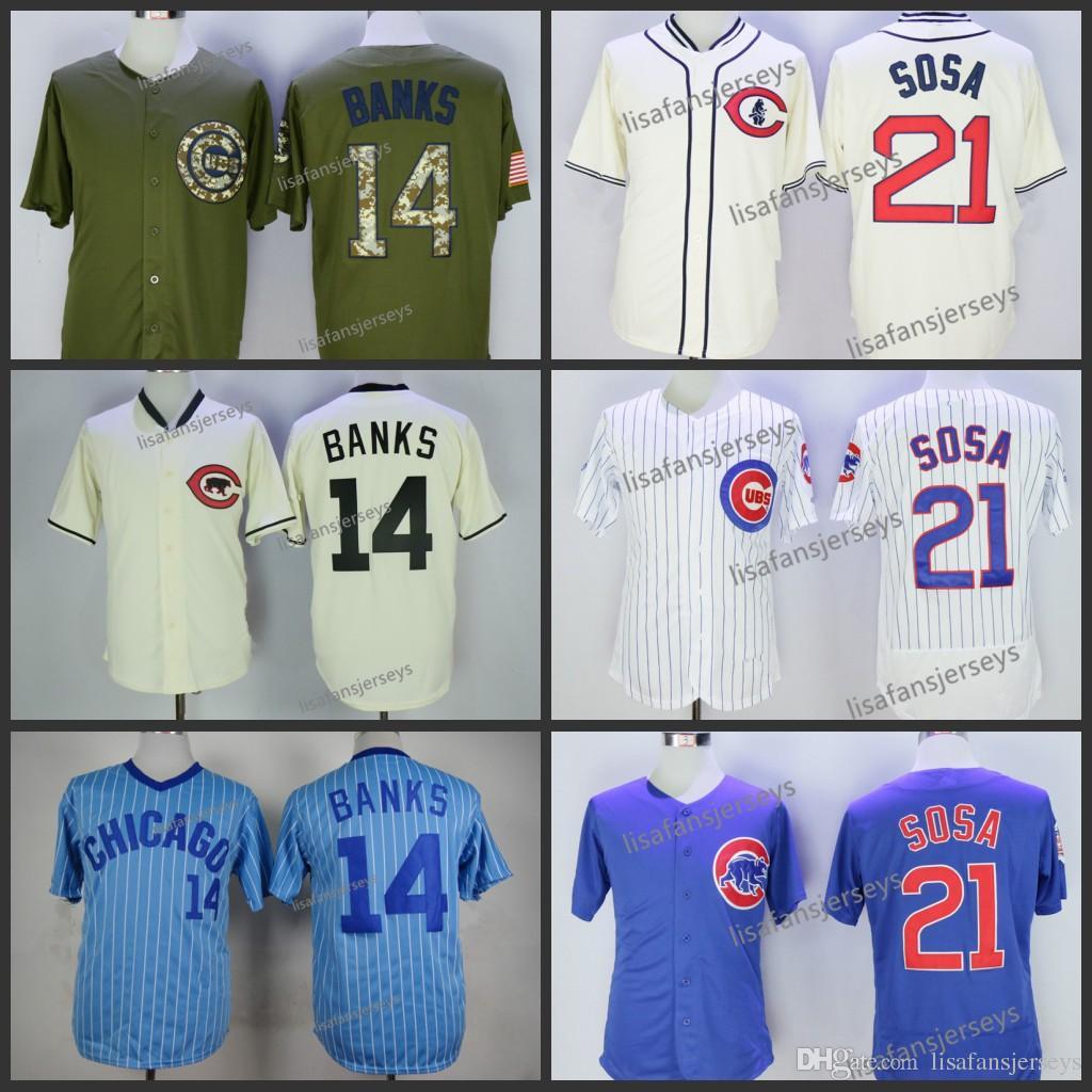 release date: ae693 745fa sammy sosa 21 white authentic jersey sale