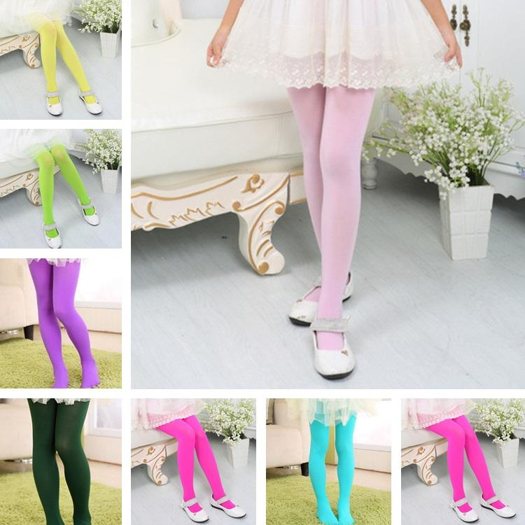 320f297ba98d2 2019 14 Styles New Baby Girls Velvet Pantyhose Girls Kids Dance Stockings  Children Ballet Tights Girls Velvet Candy Color Leggings T6G007 From  Tina310, ...